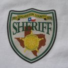 GALVESTON COUNTY TEXAS SHERIFF'S OFFICE T-SHIRT