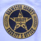 BREWSTER COUNTY TEXAS SHERIFF'S OFFICE T-SHIRT