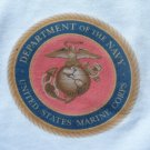 DEPARTMENT OF NAVY UNITED STATES MARINE CORPS T-SHIRT