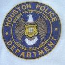 HOUSTON TEXAS POLICE DEPARTMENT T-SHIRT