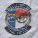 UNITED STATES MARSHALS VIOLENT FUGITIVE TASK FORCE T-SHIRT