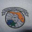 FLORIDA INTELLIGENCE UNIT T-SHIRT