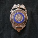 SOUTH CAROLINA SECURITY OFFICER BADGE