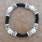 PEARL BEADS - CASTING BEADS - CORDED BRACELET