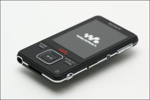 MP3 Player XIII Audio Sony