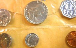 1961 Mint Set