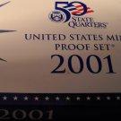 2001 Proof Set