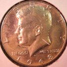 1968-D Kennedy Halve Dollar. Raw. BU.