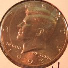 1993 Kennedy Halve Dollar. Raw. BU.