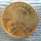 2002-P Sacagawea Dollar.  Removed from Mint Set.