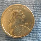 2002-D Sacagawea Dollar. Removed From Mint Set.