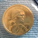 2000-P Sacagawea Dollar. Removed From Mint Set.