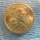 2000-D Sacagawea Dollar. Removed from Mint Set.