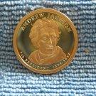 "2008-S President Proof Dollar. ""Andrew Jackson"""