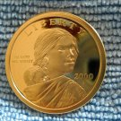 2000-S Sacagawea Proof Dollar