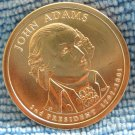 "2007-P Presidential Dollar. ""John Adams"""