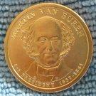 """2008-P Presidential Dollar, """"Martin van Buren"""" BU"""
