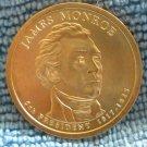 "2008-P Presidential Dollar, ""James Monroe"" BU"