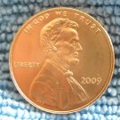2009-P/D Lincoln Memorial Cents. LP-3. BU
