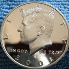 2001-S Kennedy Silver Half Dollar, **SILVER PROOF**