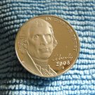 2008-S Jefferson Nickel.  *CHOICE PROOF*
