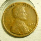 1923 Lincoln Wheat Cents