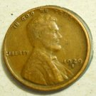 1929-S Lincoln Wheat Cents