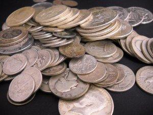 $1.00 Face value Silver Bullion. 90% Silver Sale