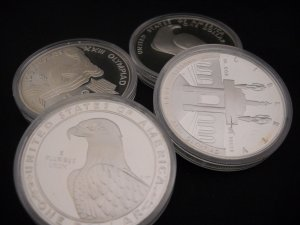 $1.00 Face value Silver Bullion. 90% Silver Sale