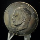 1978-D Eisenhower Brilliant UN-Circualted Dollar.