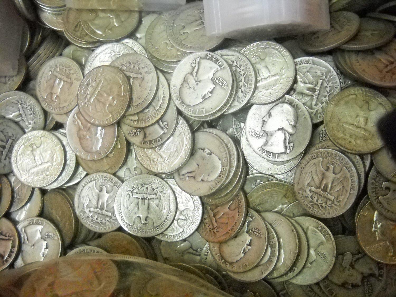Silver sale.  90% silver sale.