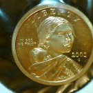 2003-S Sacagawea Dollar.  Proof Coin.
