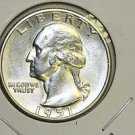 1951-S Washington Quarter. Choice Mint Luster. Brilliant UN-Circulated