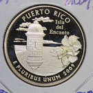 2009 Washington Quarter, Puerto Rico, U.S. Territories Quarters. 3 Coins P/D/S