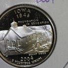 2004 Washington State Quarter, 3 Coin Set, P/D/S.  Iowa,  B.U./Proof.