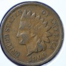 1909 Indian Head Penny - Partial Liberty - #4799