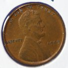 1909 V.D.B. Lincoln Wheat Cents, Very Fine Coin  #4807