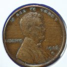 1916-S Lincoln Wheat Cents.  Very Fine Circulated Coin.  #4847