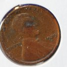 1929-D Lincoln Wheat Penny.  Very Good Circulated Coin.  #4969