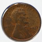 1933 Lincoln Wheat Cents. Very Good Circulated Condition.  #5002