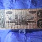 1864 $20.00 Confederate States Of America.  #17390