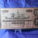 1864 $20.00 Confederate States Of America.  #20244