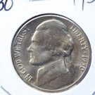 1950-D Jefferson Nickel. Lower Mintage.  Brilliant UN-Circulated.  CS#4759