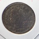 1904 Liberty Nickel. Well Circualted Early Date Affordable Coin. CS#7719