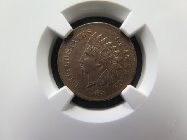 1865 1C Indian Penny. Choice Affordable Coin.  Nice Collectilbe.