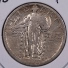 1920-D Standing Liberty Quarter. Very Fine Circulated Coin. Store #2427