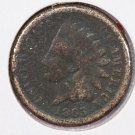 1863 1C Indian Head Cents. Pourous, Reduced Price. Store Sale #2483
