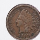 1898 1C Indian Head Penny. Good Circulated Condition. STORE SALE #2631