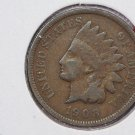 1908-S 1C Indian Head Penny. Good SEMI-KEY Date Circulated Coin. SALE #2673
