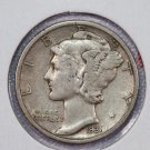 1931-S 10C Mercury Silver Dime. Good Circulated Coin. STORE#2761